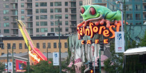 Rainforest Cafe – Chicago