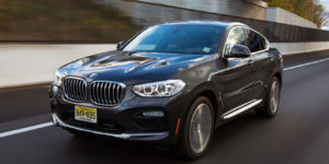 2019 BMW X4 — An ultimate driving machine