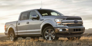 2019 Ford F150 Limited